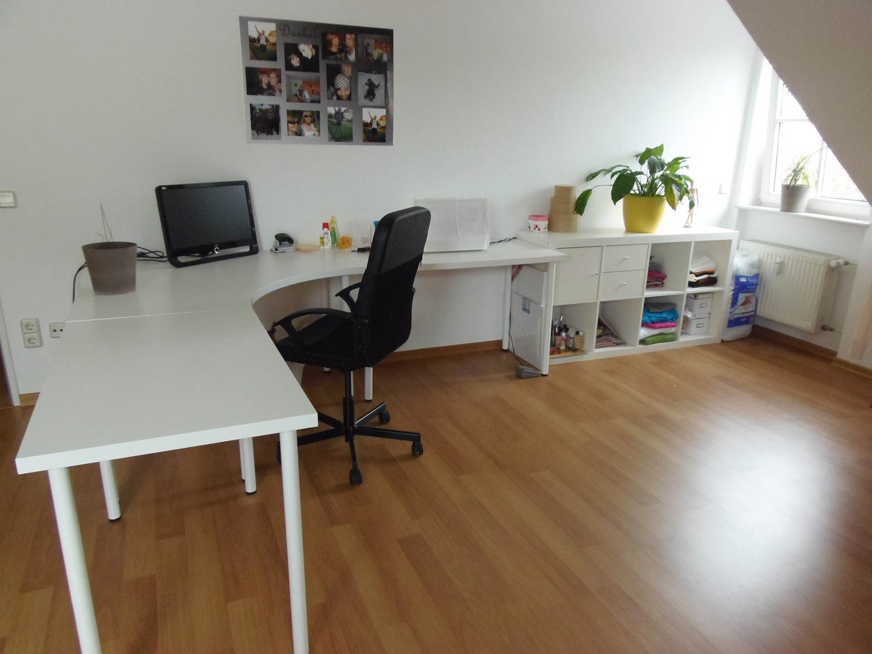 Arbeitszimmer ikea expedit  Unser neues Arbeitszimmer – Kröhnchen Querbeet