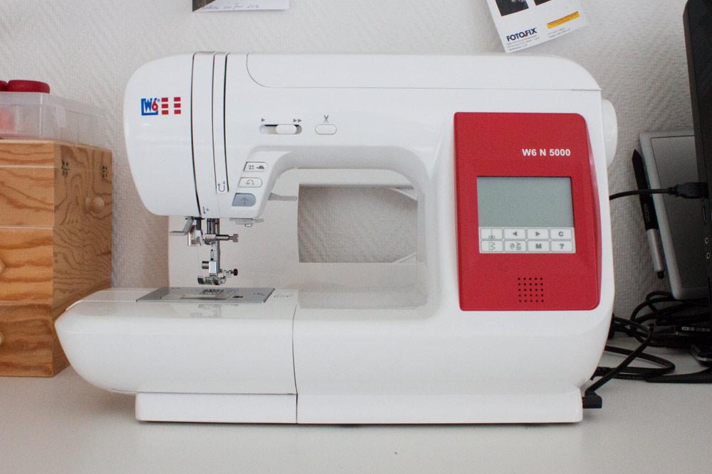 Nähmaschine W6 N5000