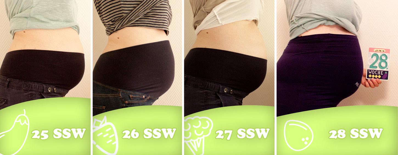 Bauchbilder 7. Monat